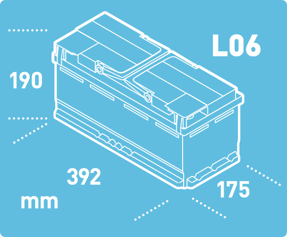 Battery Dimensions